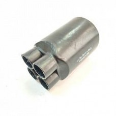Термоусаживаемая перчатка ТУП 4-1А 50/17 кабельная ЗЭТА