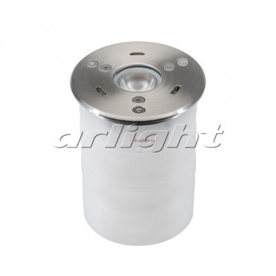 Светильник KT-AQUA-R85-7W Warm3000 (SL, 25 deg, 12V)