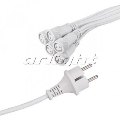 Шина питания ARD-CLASSIC-ICEFALL-2.5M White (230V)