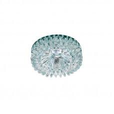 Точечный светильник F5063 WT CL G4 ЭкономСвет