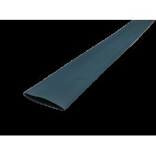 Трубка ТУТнг  39/13 голубая  L 1м термоусадочная
