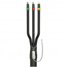 Термоусаживаемая кабельная Муфта 4 КВТп-1 (150-240) с наконечниками РЭС(Нск) ЗЭТАРУС