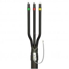 Термоусаживаемая кабельная Муфта 4 КНТп-1  (25-50) с наконечниками РЭС(Нск) ЗЭТАРУС