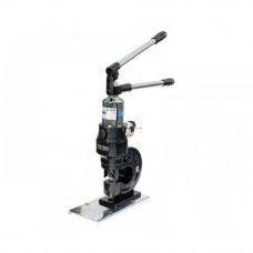 Шинодыр автономный гидравлический. Пресс для перфорации электротехнических шин ШД-95A