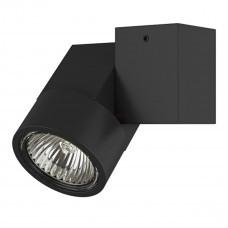 051027 Illumo X1 Светильник точечный накладной декоративный под заменяемые галогенные или LED лампы