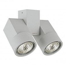 051030 Illumo X2 Светильник точечный накладной декоративный под заменяемые галогенные или LED лампы