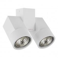 051036 Illumo X2 Светильник точечный накладной декоративный под заменяемые галогенные или LED лампы