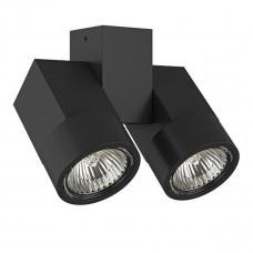 051037 Illumo X2 Светильник точечный накладной декоративный под заменяемые галогенные или LED лампы
