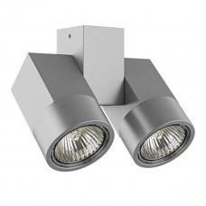 051039 Illumo X2 Светильник точечный накладной декоративный под заменяемые галогенные или LED лампы