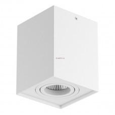 052076 Rettango Светильник точечный накладной декоративный под заменяемые галогенные или LED лампы