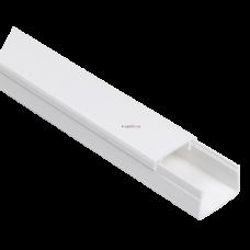 Кабель-канал 80x60 белый ЭЛЕКОР 8м