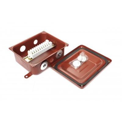 Клеммная Коробка с зажимами наборными КЗНА-32 У3 IP43 ЗЭТАРУС
