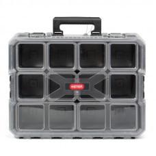 10 Compartments professional organizer