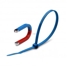 """Стяжки кабельные КСС """"Magnetic"""" 5х370"""