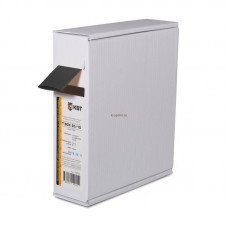 Термоусаживаемя трубка в евро-боксе Т-BOX-6/3 (черная)