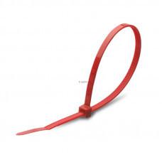 Стяжка кабельная КСС 3х100 красная