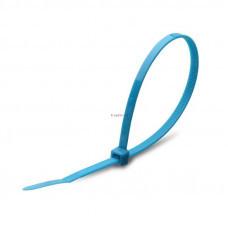 Стяжка кабельная КСС 3х100 синяя