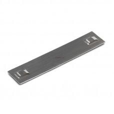 Бирка кабельная стальная МБC (304) 89х19