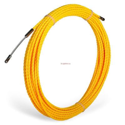 Протяжка из плетеного полиэстера с фиксированными наконечниками PET-1-5.2/50