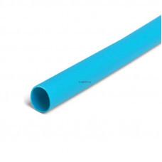 Термоусадочная трубка ТНТ нг-LS-10/5 синяя в метровой нарезке с коэффициентом усадки 2:1