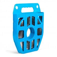 Лента монтажная из нержавеющей стали в пластиковой кассете ЛКС (304)-2007
